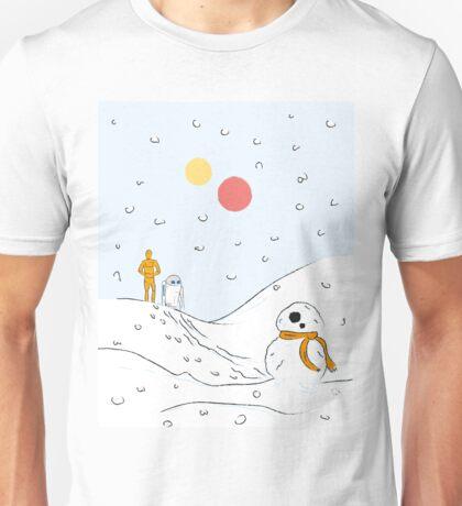 A Very BB8 Christmas Unisex T-Shirt