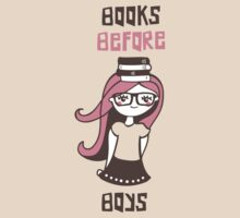 Books Before Boys by Amy Grace
