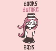 Books Before Boys Kids Clothes