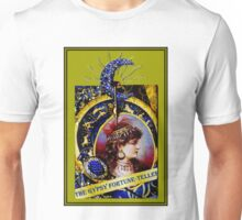 THE GYPSY FORTUNE-TELLER; Vintage Print Unisex T-Shirt