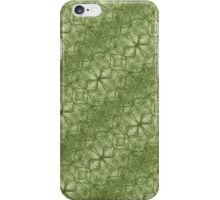 Monstera abstract iPhone Case/Skin