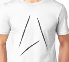 Star Trek Beyond Inspired Deconstructed Insignia Unisex T-Shirt