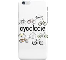 cycologie iPhone Case/Skin