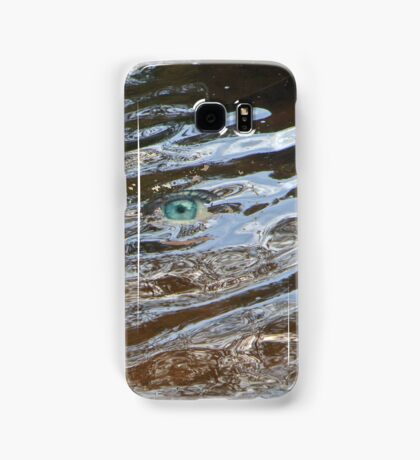 Eyes of the Storm Samsung Galaxy Case/Skin
