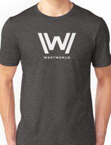 Westworld - White Unisex T-Shirt