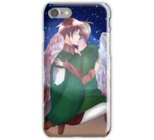 Snk, We'll be together again someday iPhone Case/Skin