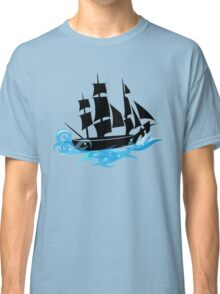 Sea Ship Classic T-Shirt