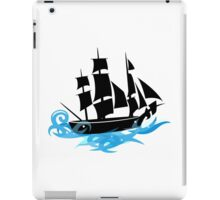 Sea Ship iPad Case/Skin
