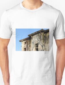 detail of ruined house Unisex T-Shirt