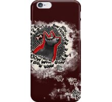 WoofWoof iPhone Case/Skin