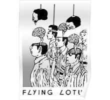 The Protest - Flying Lotus Poster