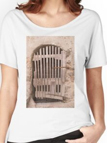 old door Women's Relaxed Fit T-Shirt