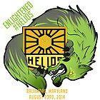 Enlightened Helios - Baltimore by CupcakeCreature