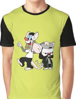 brain pinky Graphic T-Shirt