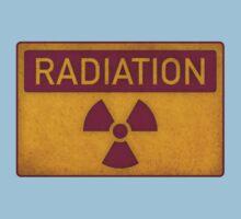 Radiation hazard Kids Tee