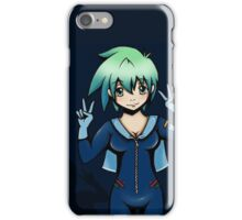 The Space Cadet iPhone Case/Skin