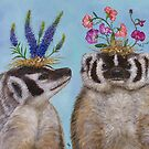 The Badger Sisters by Vicki Sawyer