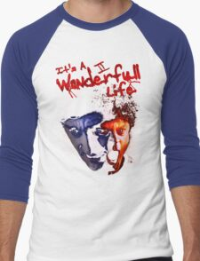 Exorcist 3 The Gemini Killer T-Shirt Men's Baseball ¾ T-Shirt