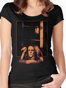 Michael and Laurie Women's Fitted Scoop T-Shirt