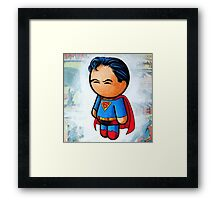 """""""1930s SUPS"""" POOTERBELLY Framed Print"""