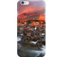 Slig Sunrise iPhone Case/Skin