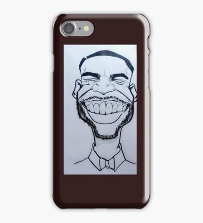 Caricature iPhone Case/Skin