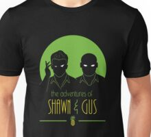 The Adventures of Shawn and Gus Unisex T-Shirt