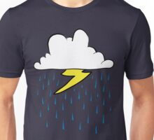 Rainy weather Unisex T-Shirt