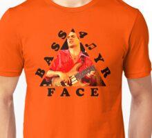 Bass 4 Yr Face Unisex T-Shirt
