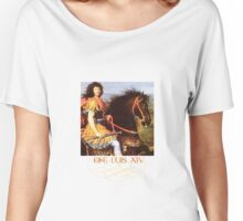 Louis XIV (Sun King) of France Women's Relaxed Fit T-Shirt