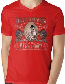 Dead Rabbits Brawler Mens V-Neck T-Shirt