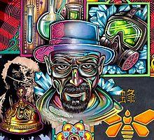 Walt by Psycheart