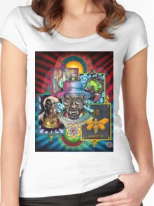 Walt Women's Fitted Scoop T-Shirt
