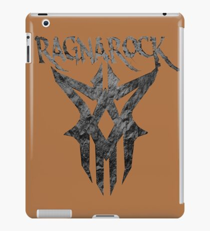 Disney,Cartoon,Ragnarock iPad Case/Skin