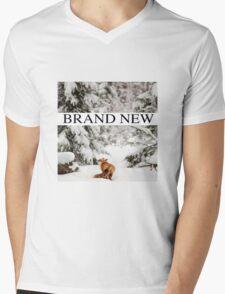 Brand new edit Mens V-Neck T-Shirt