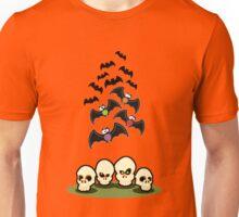 Bats n Skulls Unisex T-Shirt