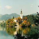 BLED in AUTUMN by Marilyn Grimble