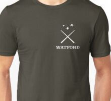 Watford School of Magicks, Simon Snow - Small Logo, white Unisex T-Shirt