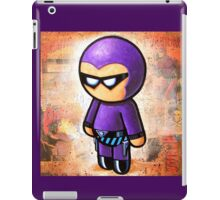 """GHOST WHO WALKS"" POOTERBELLY iPad Case/Skin"