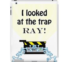 Ghostbusters - The Trap iPad Case/Skin