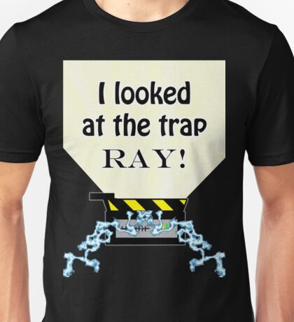 Ghostbusters - The Trap Unisex T-Shirt