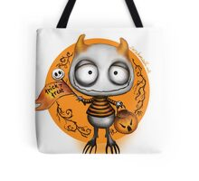 My Little Monster - Trick or Treat Tote Bag