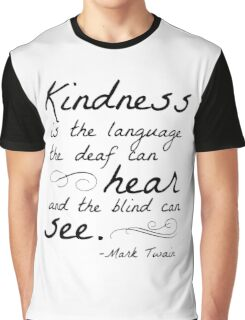 Kindness Graphic T-Shirt
