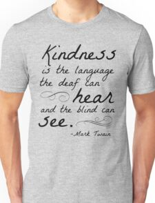 Kindness Unisex T-Shirt