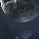 DoA : Playing with the moon (23 left) by orioto