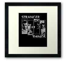 Things Funny T-shirts Framed Print