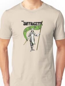 W.S.P.U. - The Suffragette Unisex T-Shirt