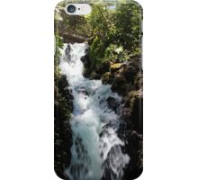 ANOTHER WATERFALL iPhone Case/Skin