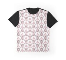 ornament like east triangles and forms like squares Graphic T-Shirt