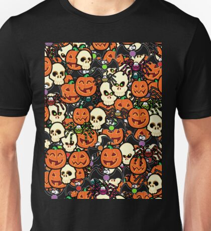 Halloween Hullabaloo  Unisex T-Shirt